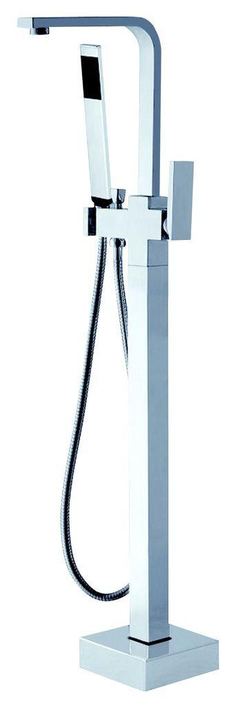 Misturador Banheira Monocomando c/ Ducha Capri