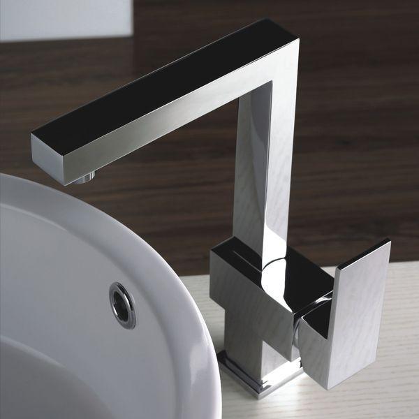 Torneira Banheiro Lavabo Monocomando Lisboa