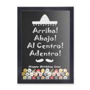 Porta Tampinhas Cerveja | Arriba, Abajo, Al Centro, Adentro