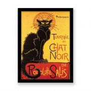 Quadro decorativo Chat Noir