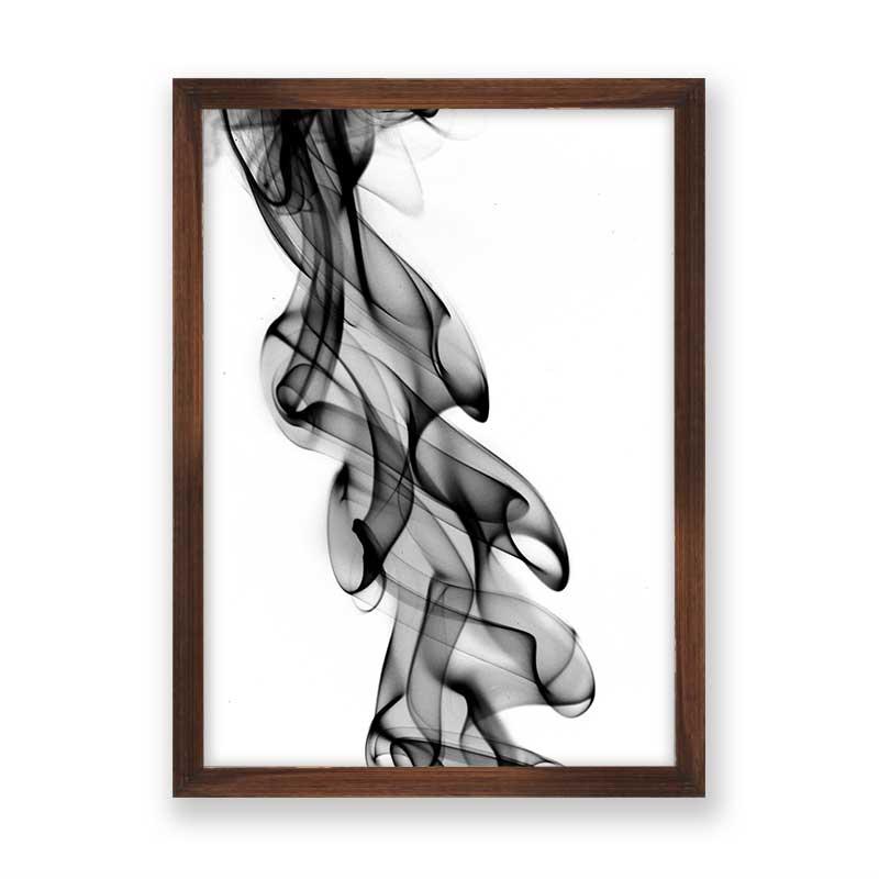 Quadro decorativo Abstrato Smoke - 3