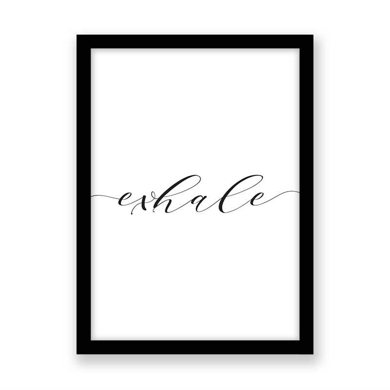 Kit de Quadros Decorativos Com Palavras