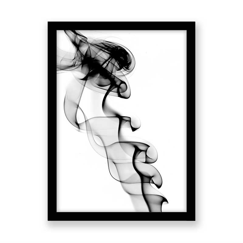 Quadro decorativo Abstrato Smoke - 2