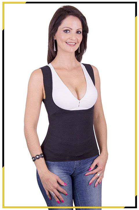 T-Shirt NeoFire - Camiseta Modeladora térmica