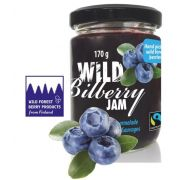 GELEIA SABOR BILBERRY 170 GR - Made in Finland