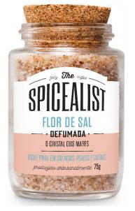 Flor de Sal Defumada 75g