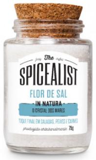 Flor de Sal In Natura 75g