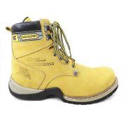 61808be018d Bota Caterpillar Second Shift2 Couro - Yellow ...