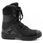 Bota Coturno Tático Militar Exército Atron Shoes 293 - Preto