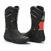 Bota Motociclista Speed Low 2 Acero - P/V