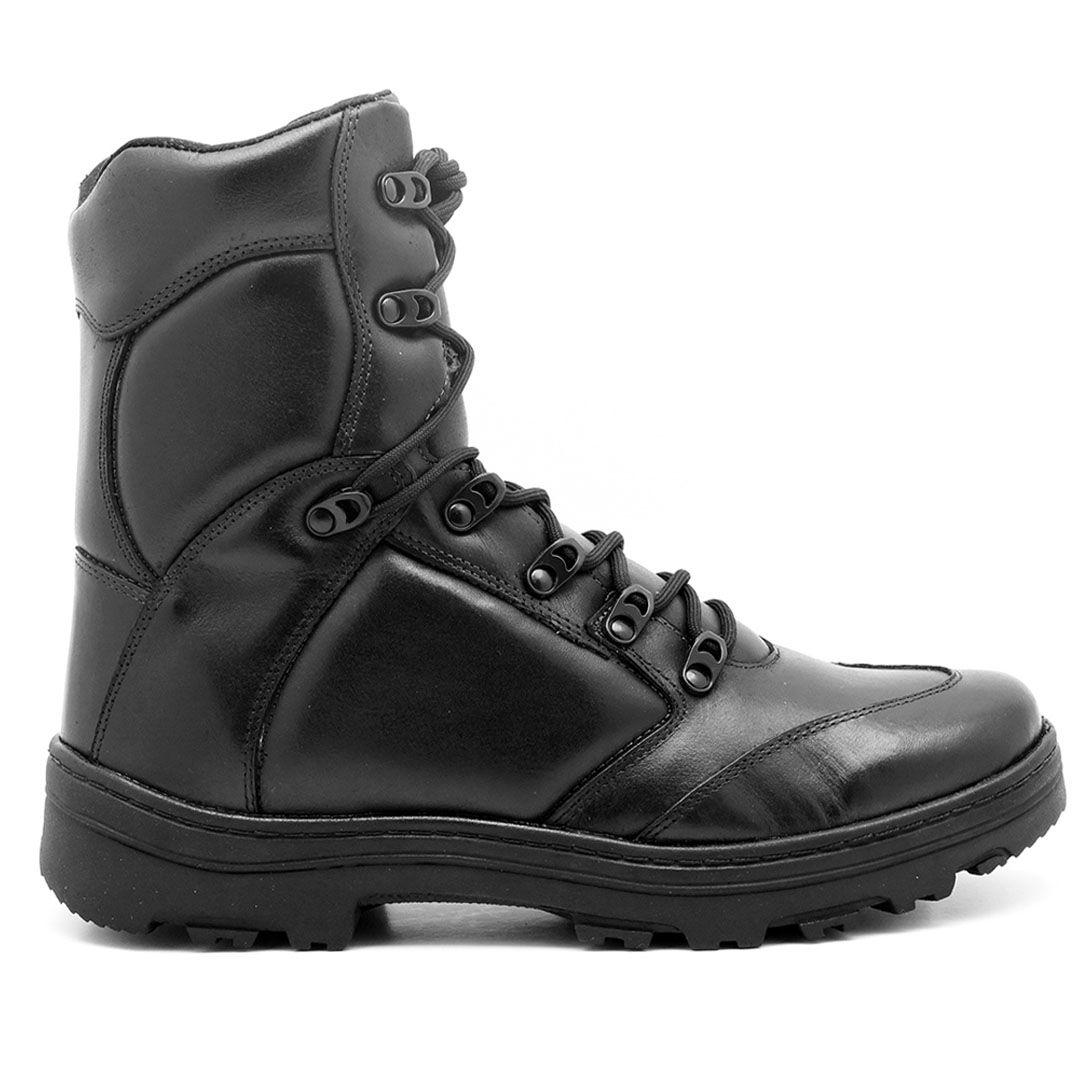 Bota Coturno Tático Militar Atron Shoes 281 - Preto