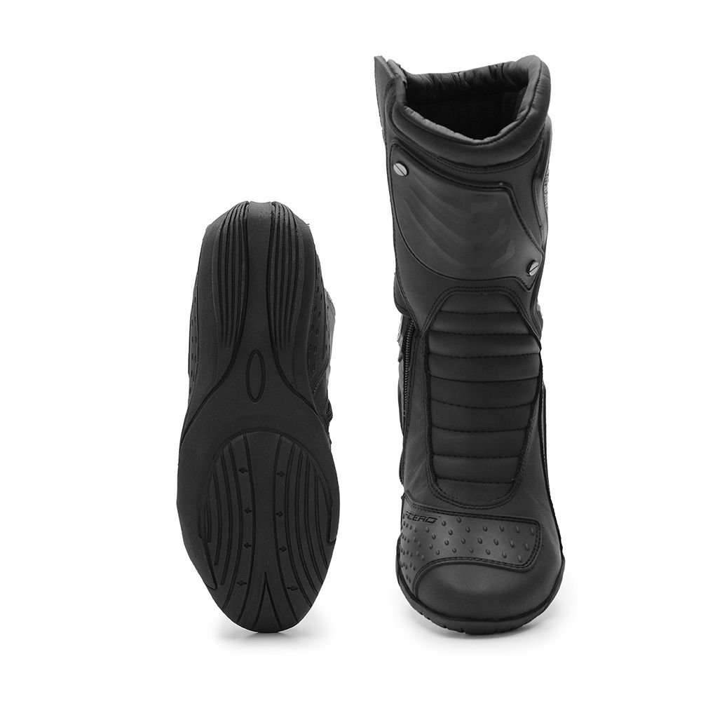 abd5985f107 Bota Motociclista Speed Low Acero