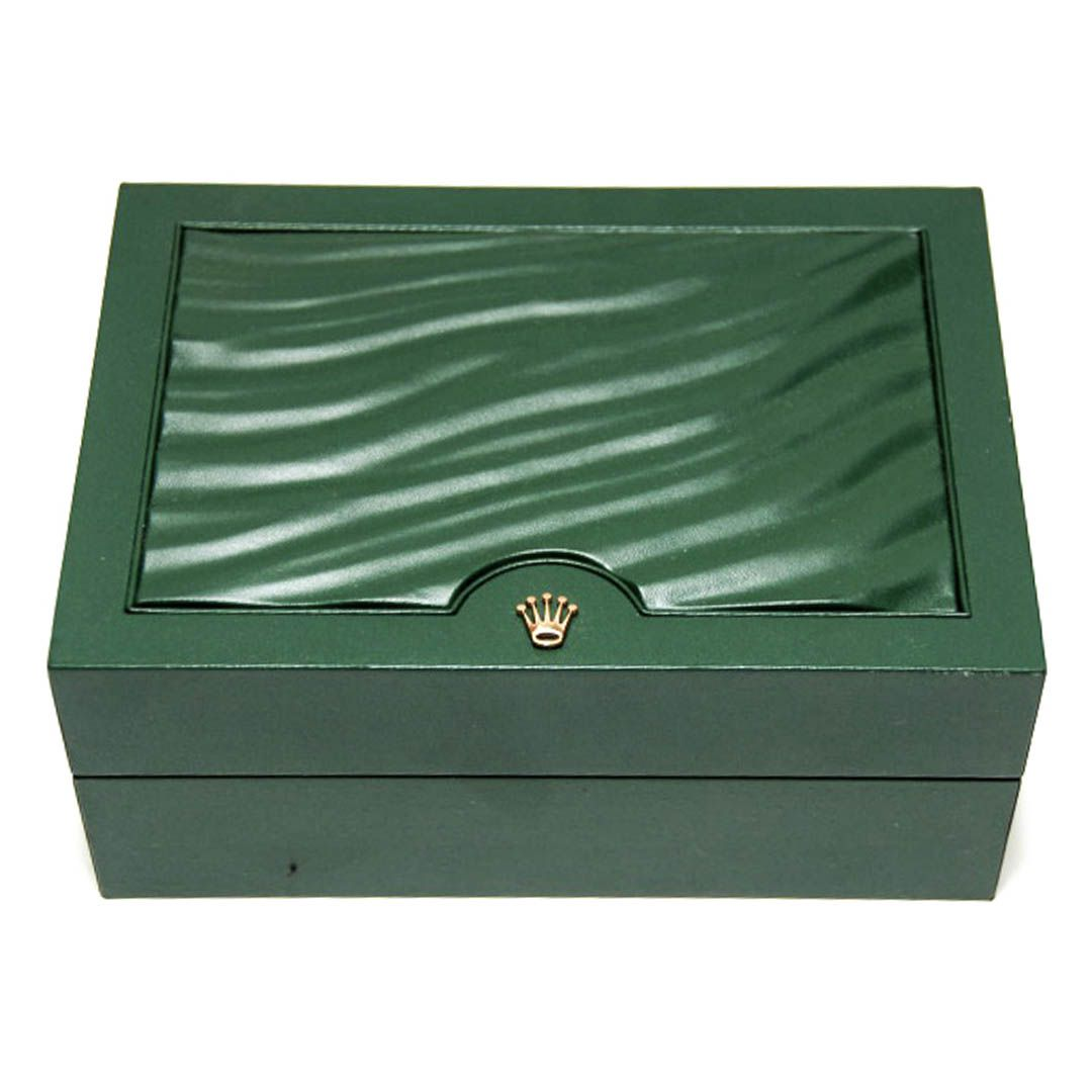 Caixa de Relógio Luxo Importado - Verde
