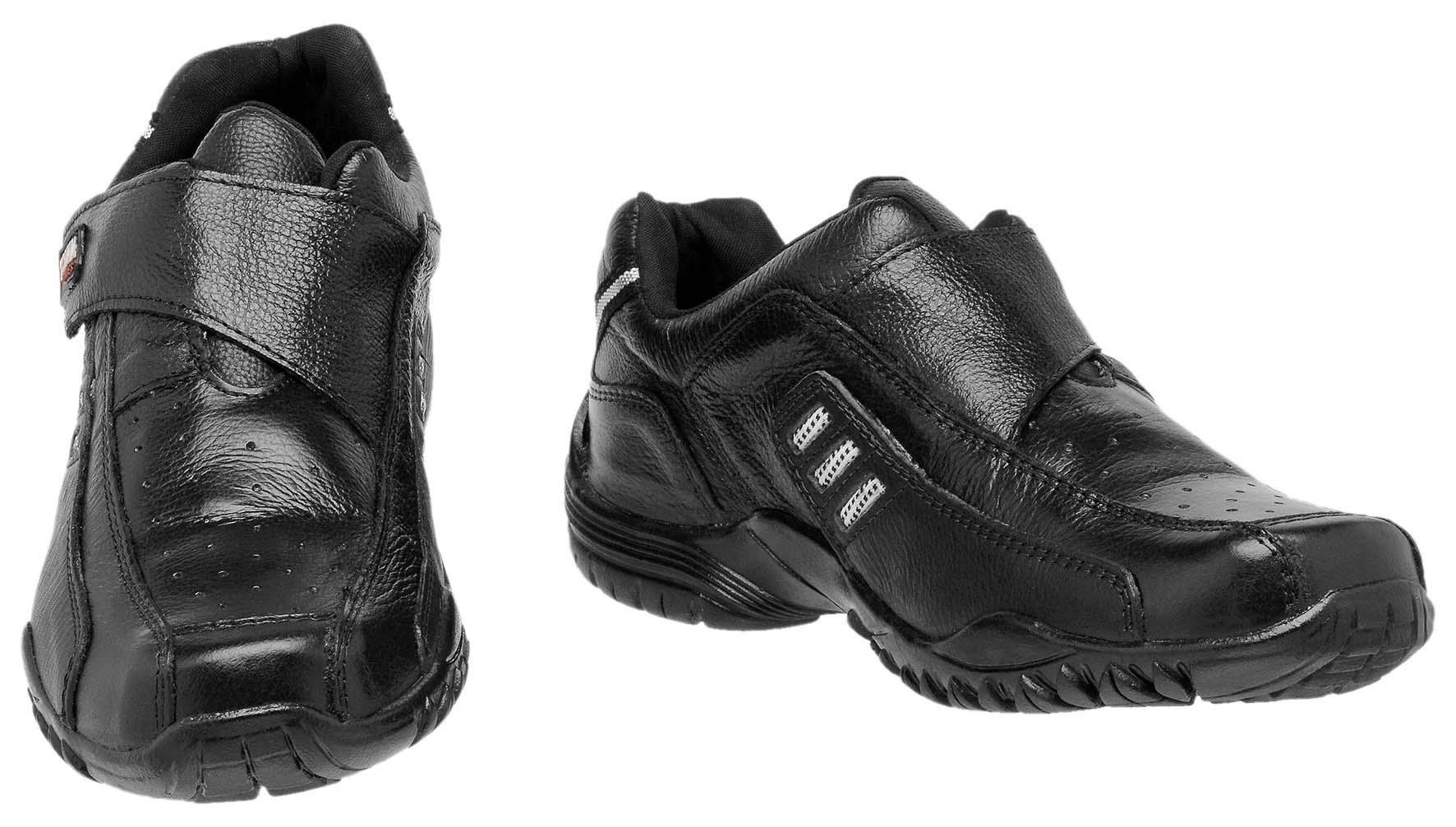 1c762b8338 ... Sapatênis Masculino Tchwm Shoes Couro Floter - Preto