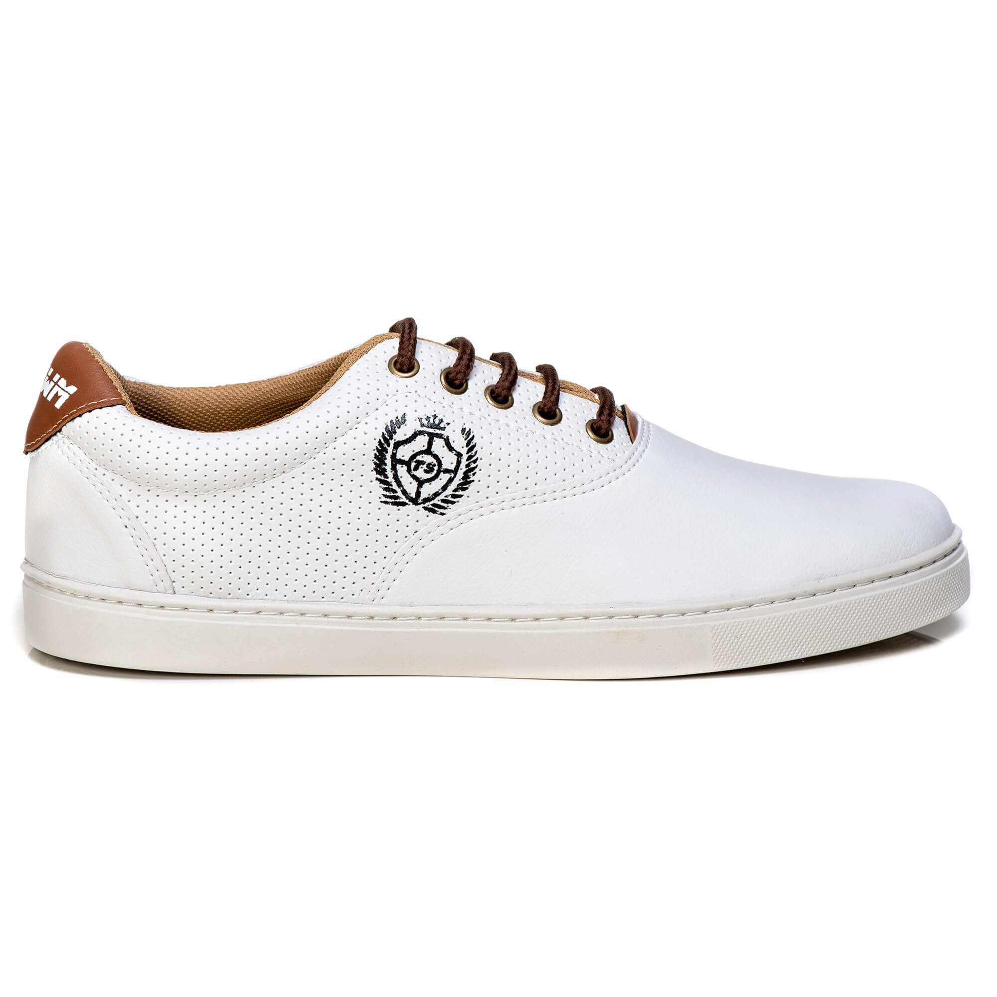 Tênis Polo Casual Masculino Tchwm Shoes Sintético Cores + Carteira