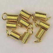 Mola Dourada - 10 peças