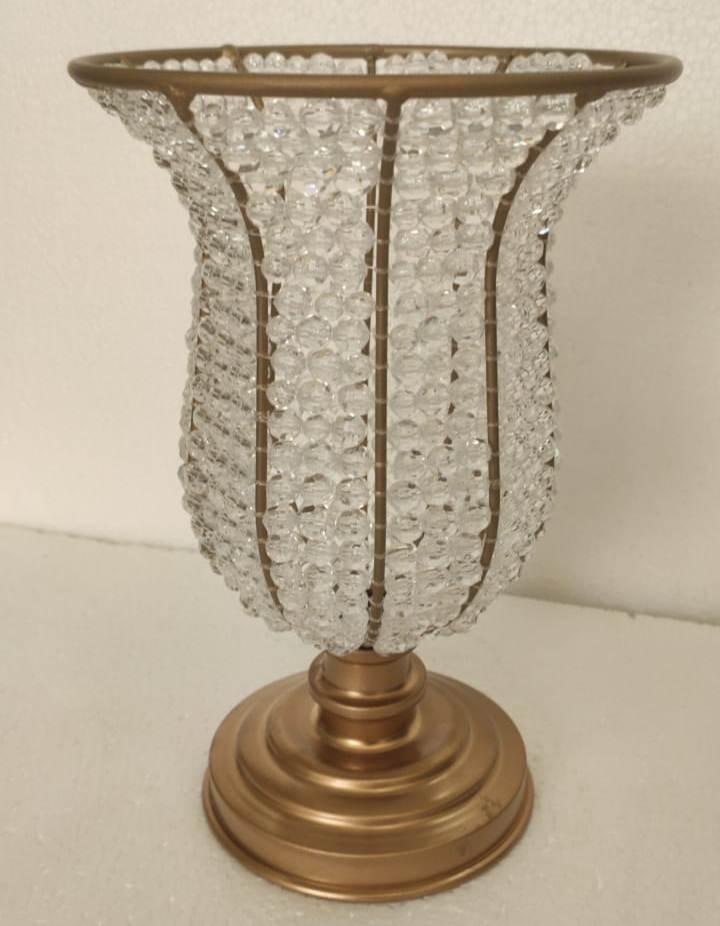 Vaso de Acrílico 25 cm