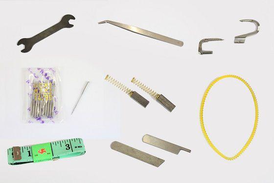 Kit Para Máquina Overlock Semi industrial