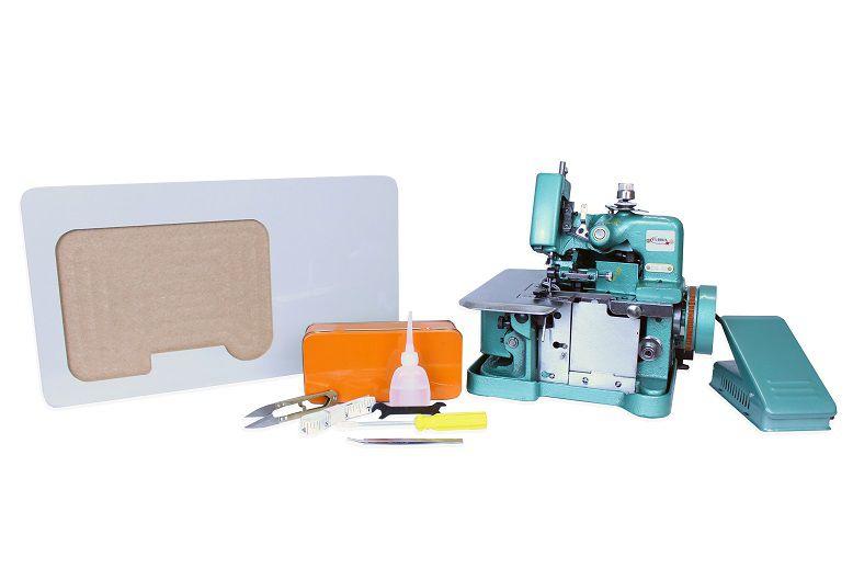 Máquina De Costura Overlock Flawil Overloque C/ Base