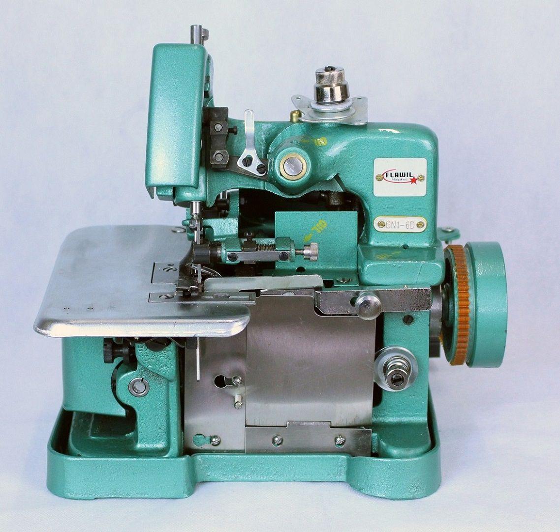 Máquina de Costura Overloque Semi Industrial Overlock