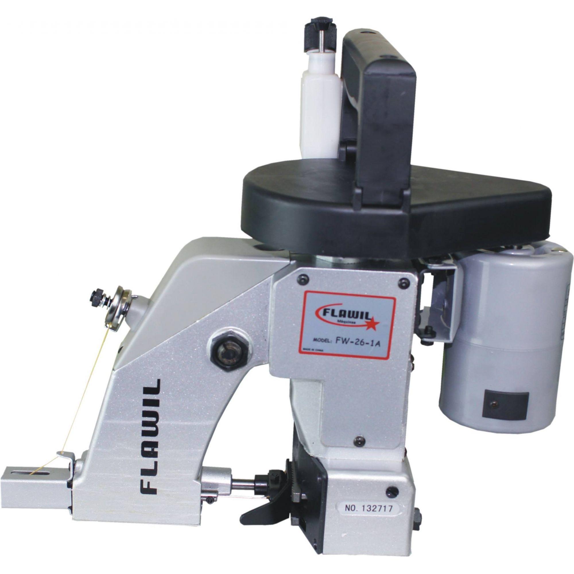 Máquina de Costurar e Fechar Sacos