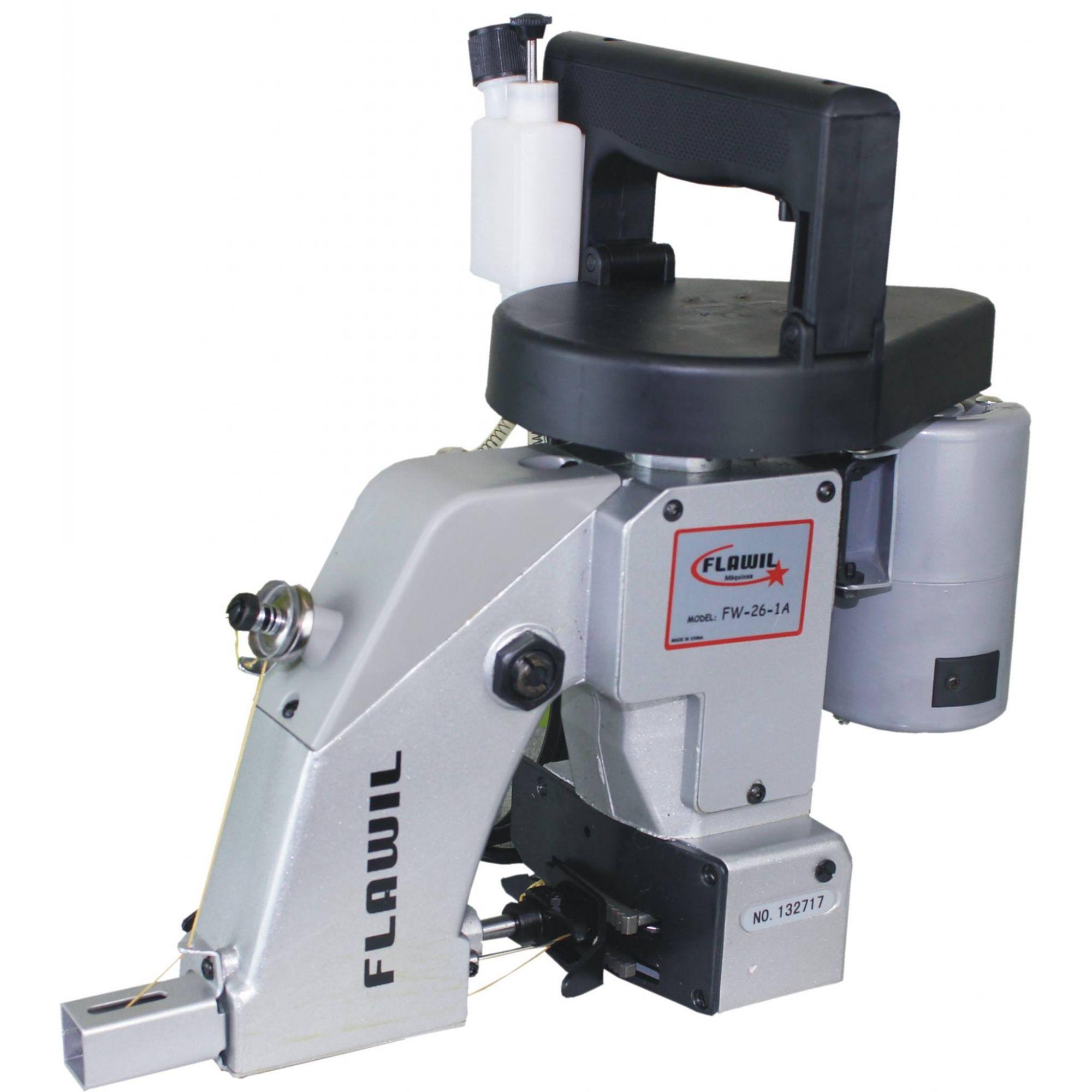 Máquina de Costurar e Fechar Sacos FLAWIL