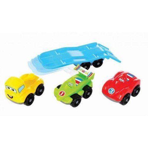 Caminhão Cegonha Race Team - Maral
