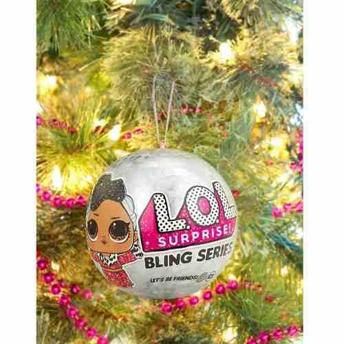 Lol Boneca Surprise Bling - L.o.l. Surprise! Bling Series - 8919