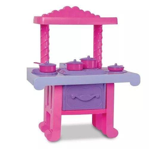 Brinquedo Cozinha Encantada Mimo