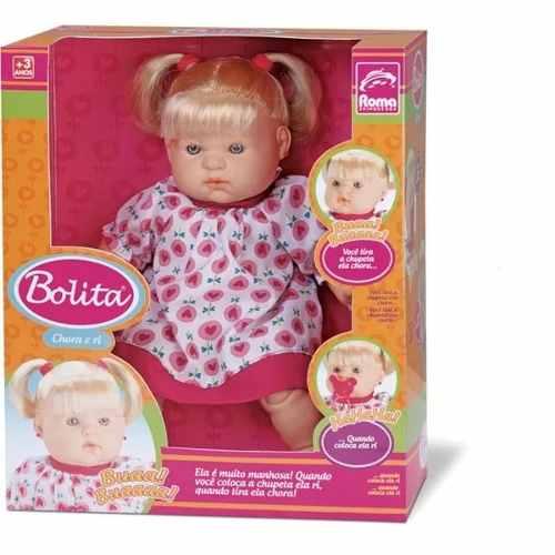 Bolita Sons De Bebe 34cm Roma