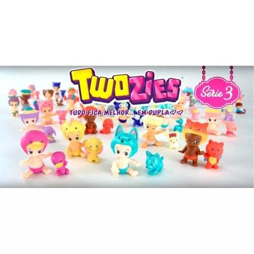 Twozies Série 3 Kit Amigos Com 6