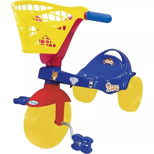 Triciclo Zoo 07487 Xalingo