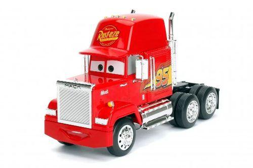 Caminhão Mack Metal Die Cast Carros 3 Jada Toys 1:24 Dtc