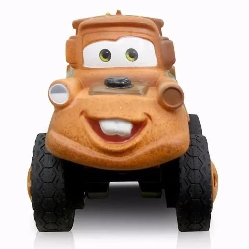 Brinquedo Vinil Carro Mcqueen E Mate Fofomóvel Disney Líder