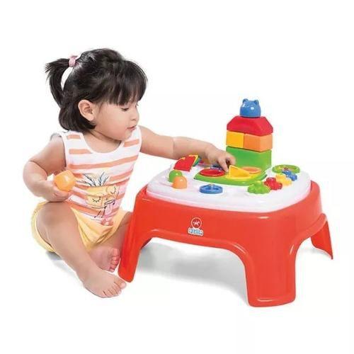 Mesa Didatica Infantil Encantada - Calesita