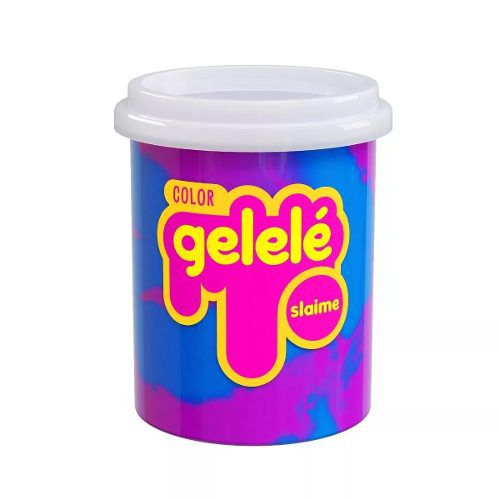 Gelelé Slime Massinha Meleca Color Kit Com 5 Unid.