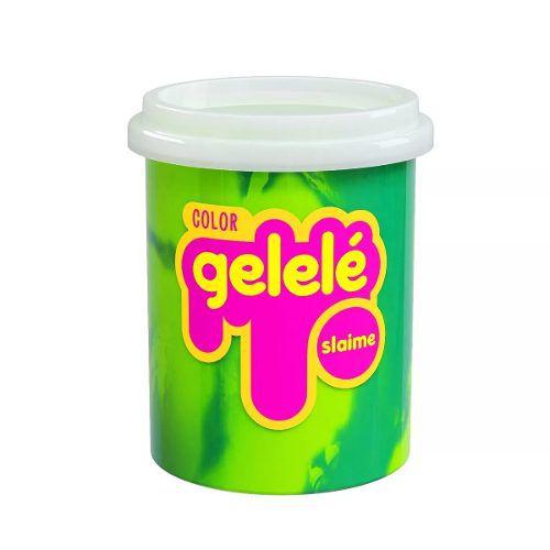 Gelelé Slime Massinha Meleca Color Kit Com 3 Unid. Sortido