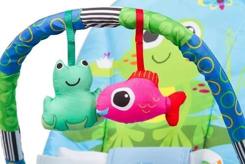 Cadeirinha Infantil Vibratória Musical - Baby Style