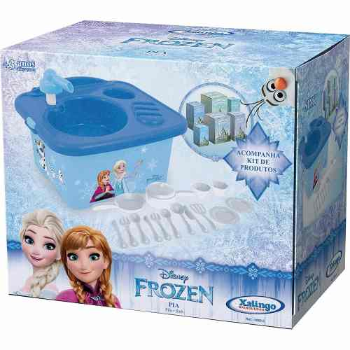 Brinquedo Pia Frozen - Xalingo