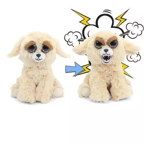 Feisty Pets Pelúcia Mal Humorada - Original - Dtc