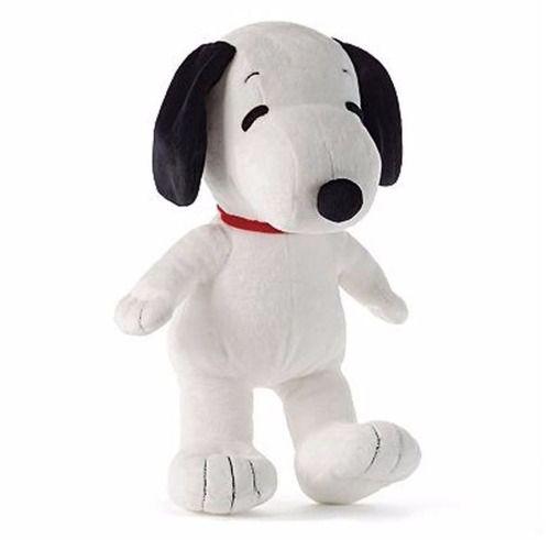 Pelúcia Snoopy E Seus Amigos - 20cm - Dtc