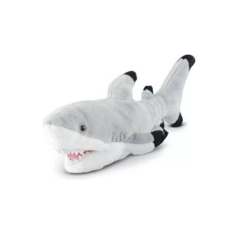 Pelúcia Tubarão Bicho Mundi - Dtc 3926