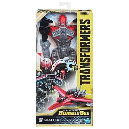 Boneco Transformers Titan Changers Shatter - Hasbro