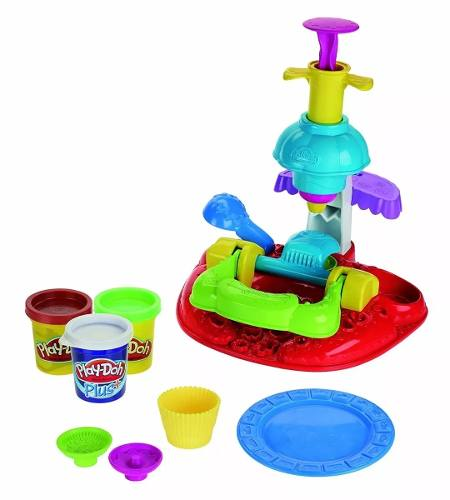 Play-doh Sweet Shoppe Fábrica De Galletas Glaseadas - Hasbro
