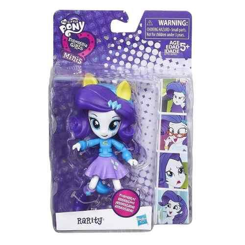 Boneca Rarity Mini My Little Pony - Hasbro B7791
