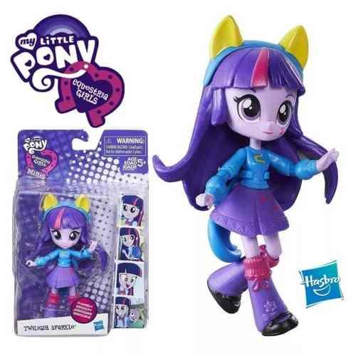 Boneca Twilight Sparkle My Little Pony Equestria Girls