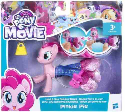 My Little Pony The Movie Pinkie Pie - Terra E Mar Hasbro