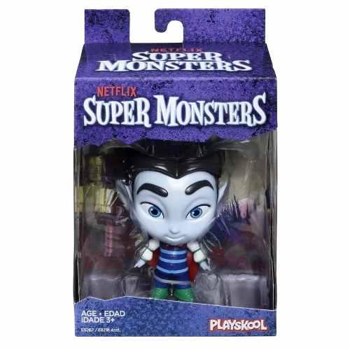 Boneco Super Monsters Drac Shadows Netflix