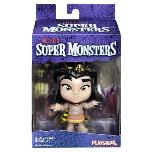 Boneco Super Monsters Cleo Graves Shadows Netflix - Hasbro