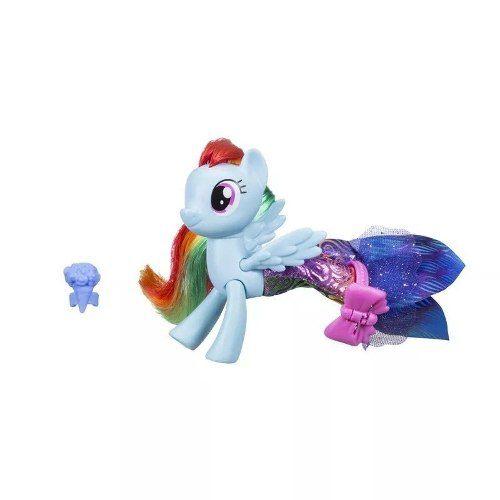 My Little Pony Vestido Mágico Rainbow Dash - Hasbro